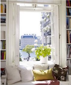 Ille St. Louis  ... a beautiful location in Paris and where our apartment will be when we are there!