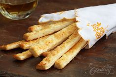 Homemade Cheese Sticks