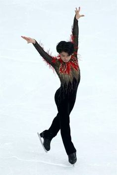 Tatsuki Machida, Japan.. skating 2 'Firebird'..