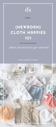 Cloth Nappies / Diapers for Newborns. What you need to get started. Everything you need to know about starting with cloth for your newborn Disposable Nappies, Baby Number 2, Cloth Nappies, Photography Branding, Receiving Blankets, My Little Girl, One Pic, Get Started, Biodegradable Products