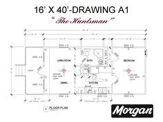 16 x 40 tiny house layout google search tiny house for 16x40 cabin floor plans