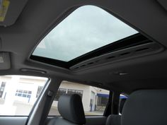 sunroof in the 2012 Subaru Tribeca! Subaru Tribeca, Car, Automobile, Autos, Cars