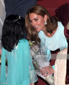 Prince William and Kate Middleton are undertaking a royal tour of Pakistan. Here, all the best photos from the Duke and Duchess of Cambridge's trip. Kate Middleton Prince William, Prince William And Kate, William Kate, Duchess Of Cornwall, Duchess Of Cambridge, Royal News, Old Prince, Prinz William, Catherine Walker