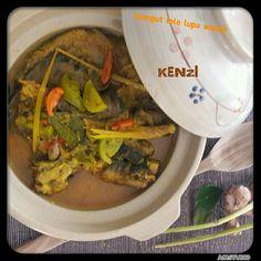Mangut lele fish. Fresh and spicy!
