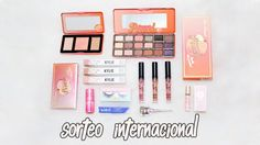 Sorteo Internacional (Abierto) / Too Faced, Kylie Cosmetics, Benefit, Ho...
