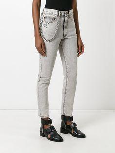 Marc Jacobs Calça jeans cenoura