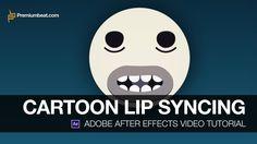 Adobe After Effects Video Tutorial: Cartoon Lip Syncing de Premiumbeat.com