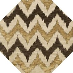 Dalyn Rug Co. Bella Brown Area Rug Rug Size: Octagon 6'