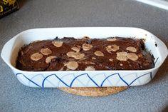 Temmelig Kreativ: Glutenfri chokoladekage .....og mælkefri og sukkerfri....aka nærmest sund chokoladekage, hihi!
