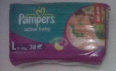 Pampers Active Baby L 38 - 70rb