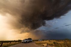Supercells and mega storms: America's violent weather. Roswell, New Mexico