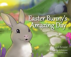 Meet the Risen Jesus with an amazing bunny—and his amazing tale—in this beautifully illustrated hardcover children's book. Children will learn about Jesus' friendship and comfort through the eyes of a timid bunny rabbit who experiences firsthand the love and joy Jesus brings. #EasterBunny