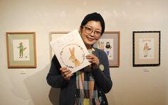 This weekend, Aiko Fukawa's colorful animal-illustrations turned a bookstore in Kyoto into a little zoo.. what a magical exhibition! Read all about it on the blog: http://www.artisticmoods.com/exposition-aiko-fukawa/