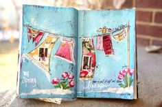 By Junelle Jacobson from YesandAmenblog.blogspot.com/ posted on Christy Tomlinson's blog.