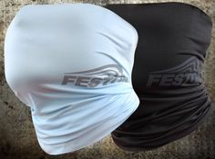 3 Gray Camping Hiking Fishing  Neck Cooler FaceMask Head wear bandana tube #Feston #neckcoolerbandanatube