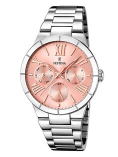 Festina F16716/3 Multifunktion Damen-Uhr