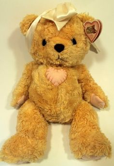 Cherished Teddies Sara Bear Plush
