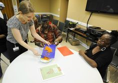 """""""Traditional Africsn Cuisine Healthier? Sponsored by the Boston-based nonprofit Oldways, the class is titled """"A Taste of African Heritage"""" and focuses on getting black Americans to adopt healthy cooking methods common in African culture."""""""