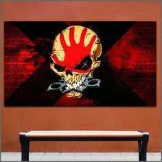 Skull Rebel Canvas 😍 Are you an avid pop art fan? So are we! 😋 Save this pin and discover more from Pretty Big Canvas, the canvas store you need for your home 🖼️ With over 💯 different paintings by famous pop art artists like Andy Warhol and Roy Lichtenstein, you can be sure to find what you're looking for to decorate your living space with style 😎 And that's not the best part! 😄 Click to shop to see what great discounts are available at th Abstract Canvas Wall Art, Wall Canvas, Famous Pop Art Artists, Canvas Home, Big Canvas, Roy Lichtenstein, Rebel, Andy Warhol, Wall Art Prints