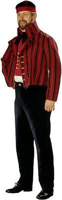 Etelä-Savon miehen kansallispuku - South Savo man in national costume. Folk Dance, Folk Costume, Black White Red, Dance Costumes, Folklore, Traditional Outfits, Fancy Dress, Nostalgia, Men Sweater