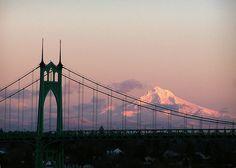 St. Johns Bridge -- Portland, OR