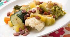 Recetas fáciles: Verduras