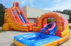 24 Giant Inflatable Waterslide Ideas Giant Inflatable Inflatable Water Slides