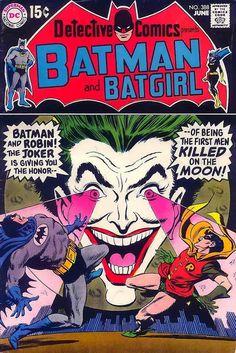 Detective Comics #388 (Jun '69) cover by Irv Novick