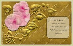 Little Birdie Blessings: Scripture Thursday ~ Trials ~ Part 2