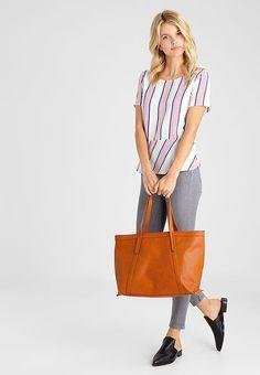 Bestill  Anna Field Shopping bag - cognac for kr 199,00 (30.09.17) med gratis frakt på Zalando.no