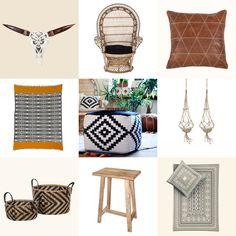 Collection Eva Padberg Decoration, Wicker, Interior, Collection, Home Decor, Boutique Online Shopping, Decor, Decoration Home, Room Decor