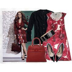 ann taylor poppy dress