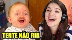 TENTE NÃO RIR - ISSO É IMPOSSÍVEL!! KKKKKKKKKKKK - YouTube