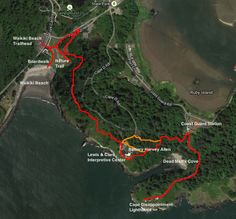 Cape Disappointment Hike - Hiking in Portland, Oregon and Washington
