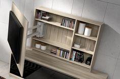 Elegant Behind TV Storage Ideas That Are Secret Places - Wonderful Home Decorations Decor, Home Living Room, Home, Home Furniture, Tv Furniture, Tv Storage, Wall Unit, Living Room Designs, Living Room Tv
