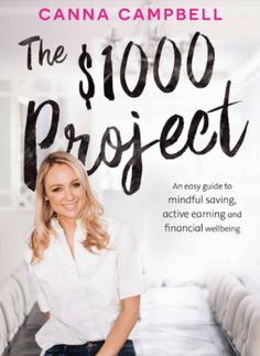 Review: An inspirational read by Canna Campbell, of Sugarmamma.tv - this would make a great gift to inspire someone to strive for financial independence! . . . . . #financialindependence #finance #personalfinance #money #savemoney #the1000dollarproject #inspiration #success #successfulwomen