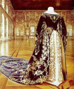 Romanov Dress