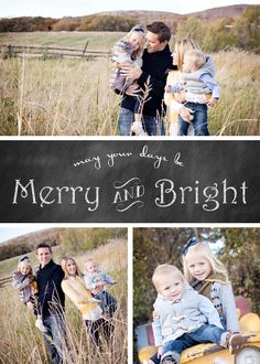 Christmas Card Templates (free download) | Best CRAFTS on Pinterest ...