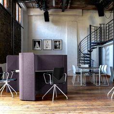 Panneau acoustique pour agencement intérieur / en laine / pour établissement public - FABRICKS by Four®Design - Four Design