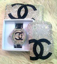Chanel BLING!