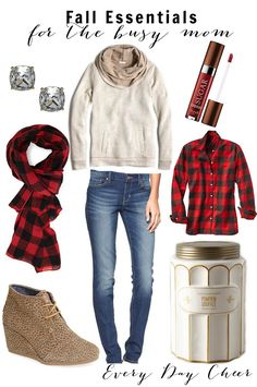 Fall Essentials For The Busy Mom - http://everydaycheer.com/2014/09/05/fall-essentials-for-the-busy-mom/