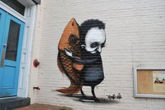 Stormie Mills mural at 203 N Lombardy Street, Richmond, VA