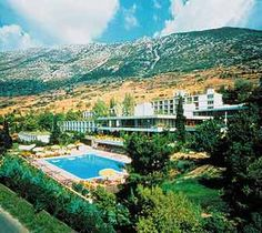 Amalia Hotel in Delphi, Greece. Beautiful place.