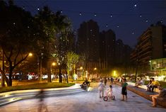PAM - verhard plein - Vanke Chongqing Xijiu Plaza - Aspect Studios