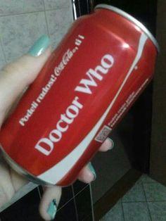 Haha! We've taken over Coca Cola!