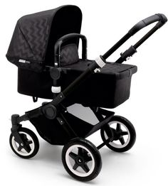 Bugaboo Buffalo All Black Frame White Hood Baby Pinterest Bugaboo And Babies