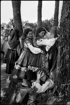 Turismo en Portugal: Henri Cartier-Bresson en Portugal. 1955.