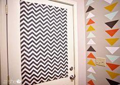 Brilliant D.I.Y. Magnetic Curtain!