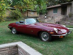 Jaguar : E-Type 2 door in Jaguar