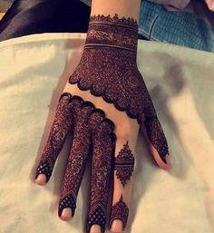 Henna Design By Fatima Henna Hand Designs, Dulhan Mehndi Designs, Kashees Mehndi, Kashee's Mehndi Designs, Floral Henna Designs, Latest Bridal Mehndi Designs, Stylish Mehndi Designs, Mehndi Designs For Beginners, Mehndi Designs For Girls